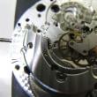 セイコー婦人物手巻き時計とブルガリ自動巻き時計を修理です