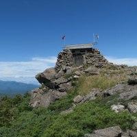 2016年8月16日 吾妻山(2035m)