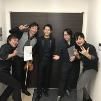 林部智史君のライブ、いろいろやってます。