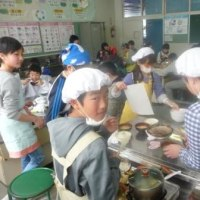 5の2調理実習