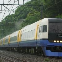 2017年5月26日 総武本線 物井 255系 Be-04編成 しおさい 3号