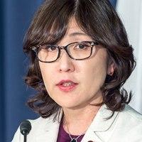 「嘘の上塗りは許されない」 自民・稲田政調会長が民進の岡田代表に再抗議