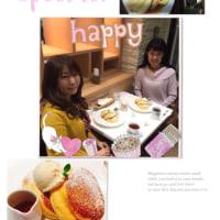 ふわふわ~☆幸せのパンケーキ♪