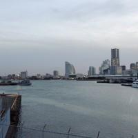 #5052 Yokohama North Dockの手前