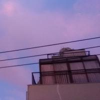 こんなきれいな雲が