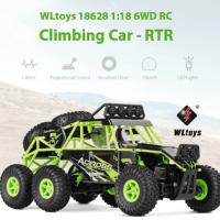6%off-WLtoys 18628 1/18 6WD クロスクローキング RC カー 0.3MP WIFI カメラ付き RTR 2.4GHz