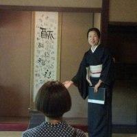 上野の古民家で朗読会を楽しみました。