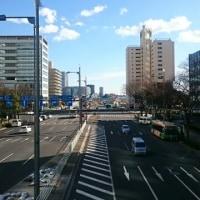 晴海黎明橋からの風景