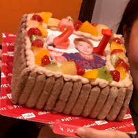 写真ケーキの落とし穴♪