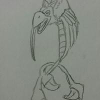 DQ ロック鳥