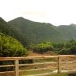 朝倉市寺内ダム 故郷の様子を見に行ってきました