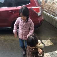 インフルエンザの予防接種へ☆