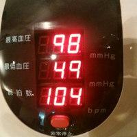 血圧とスポーツジム