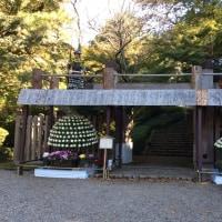 2016秋山と城の旅(信長公居館跡を巡りますの巻)