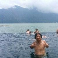 バリの温泉