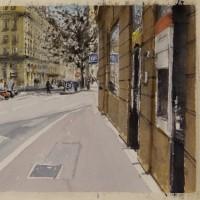 「 パリの街角 9 」
