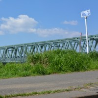 雨後好天 陽春 利根川遡上 清瀧寺 とほほ・・・