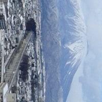 マリオス…展望台からの岩手山