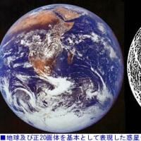 イシス~新しい地球の結晶構造のグリッド