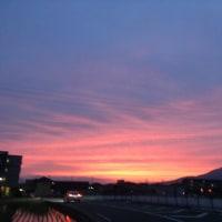 ピンク空のマジックタイム
