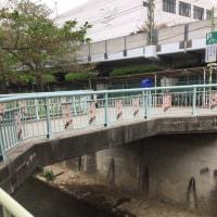 佃橋と高井戸橋