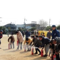 第5回高川地区防災訓練