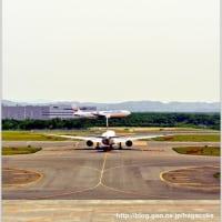 新千歳空港から・・・。