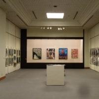 「唐松地区高等学校合同美術作品展」は2月12日まで!
