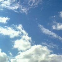 160911、空。