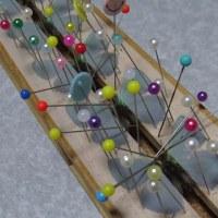 アイノミドリシジミ展翅