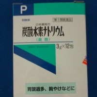 炭酸水素ナトリウム(重曹)