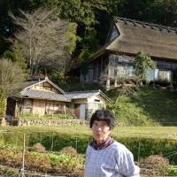 京都府京丹波町の茅葺音楽堂