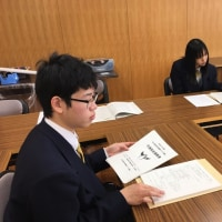 平成29年度北北海道学校農業クラブ代議員会に出席しました。