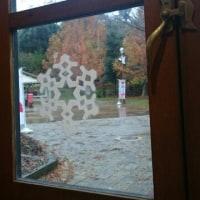 11月最後の日曜日は雨…