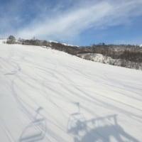 スキー日記-28日目-八方尾根
