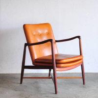 Finn Juhl(1946) Fireplace Chair Bo-59