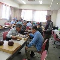 人気の地元自治会の囲碁大会