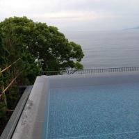 大雨の中熱海に行って来ました