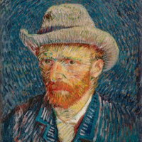 Vincent van Gogh、偶然ゴッホ