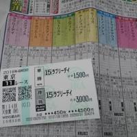 【乾坤一擲】天皇賞(秋)