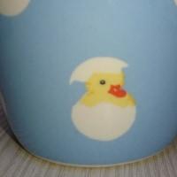 キャス・キッドソンのマグカップとパール