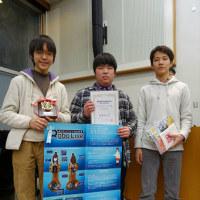 【2015関東】表彰-ベスト・プレゼンテーション賞(ダンス・セカンダリ)