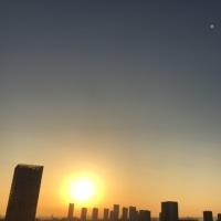 10/25の朝の空
