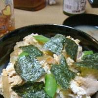 今週の院長ご飯~牡蠣とホタテのパスタ、親子丼~