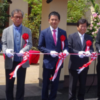 4月27日にグランドオープン~坂東太郎みどりの店 竣工式に出席しました。