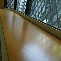 塗り替え 窓カウンター