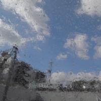 今日もいい天気!!
