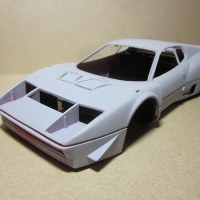 1/24 東京マルイ フェラーリ365 GT4 BB「改」(1)