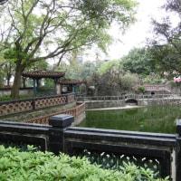 林本源園邸と文昌街界隈