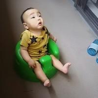 孫君(来月から保育園・・・)